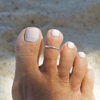 Teenring / vingertop ring Mini