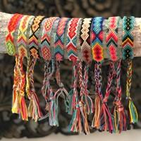 Geweven armbandje / enkelbandje Talamanca