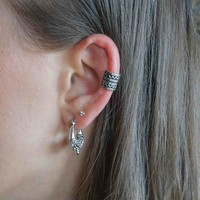 Zilveren earcuff Neilla