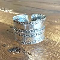 Zilveren BOHO armband Lian