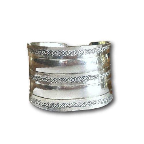 Zilveren BOHO armband Lily