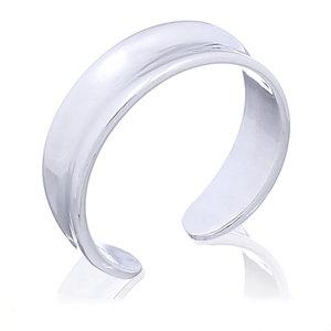 Teenring / vingertop ring minimalistisch