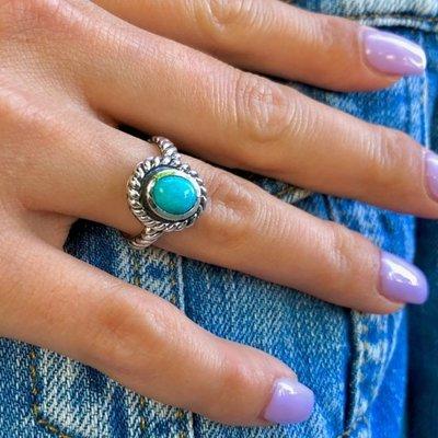 Turquoise sieraden