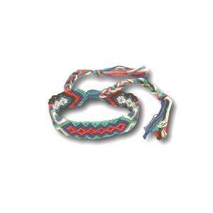Geweven armbandje / enkelbandje Eulària