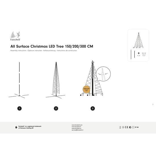 FAIRYBELL All-Surface 150CM-240LED