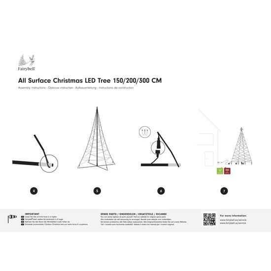 FAIRYBELL All-Surface 300CM-320LED