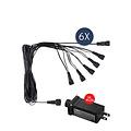 Fairybell Transformator- og kabelforbindelsessett  - UL Plug