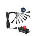 Fairybell Transformator- och kabelkopplingssatser  - UL Plug