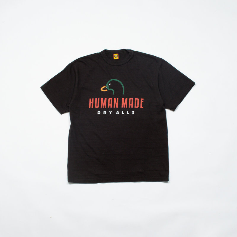 Human Made Human Made T-Shirt #2020 Black