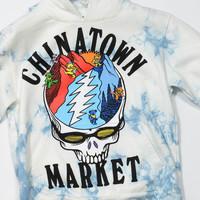 Chinatown Market Chinatown Market x Grateful Dead Positive Altitude Tie Dye Hoodie