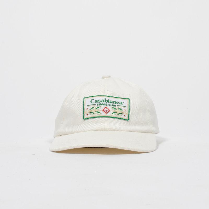 Casablanca Casablanca Laurel Patch Cap