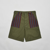 Maharishi Maharishi Boro Yard Mil Shorts