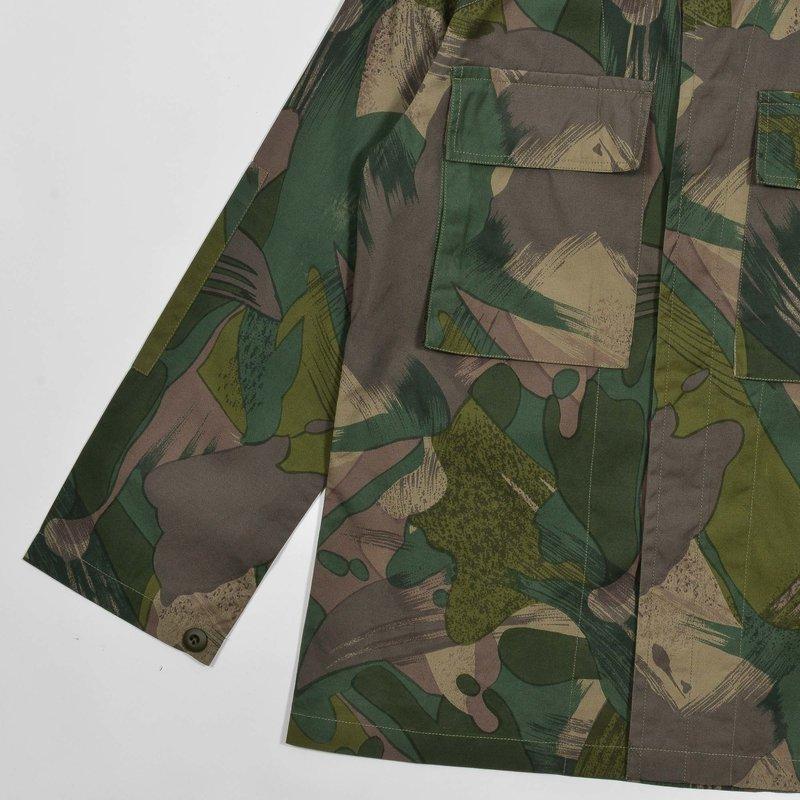 Maharishi Maharishi Camo Advisor's Overshirt Jungle