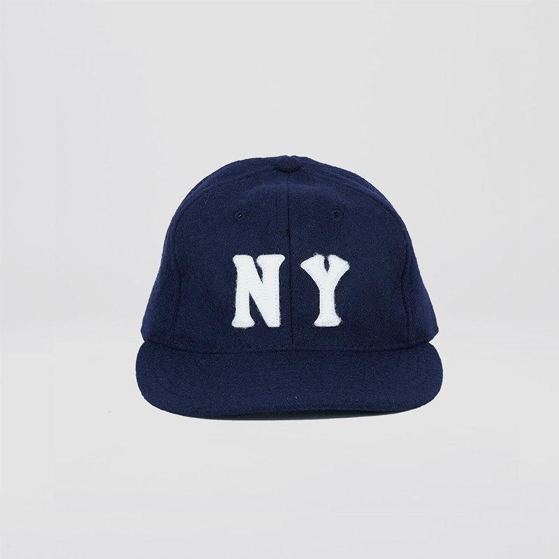 Ebbets Field Flannels Ebbets Field Flannels New York Black Yankees 1936 Cap