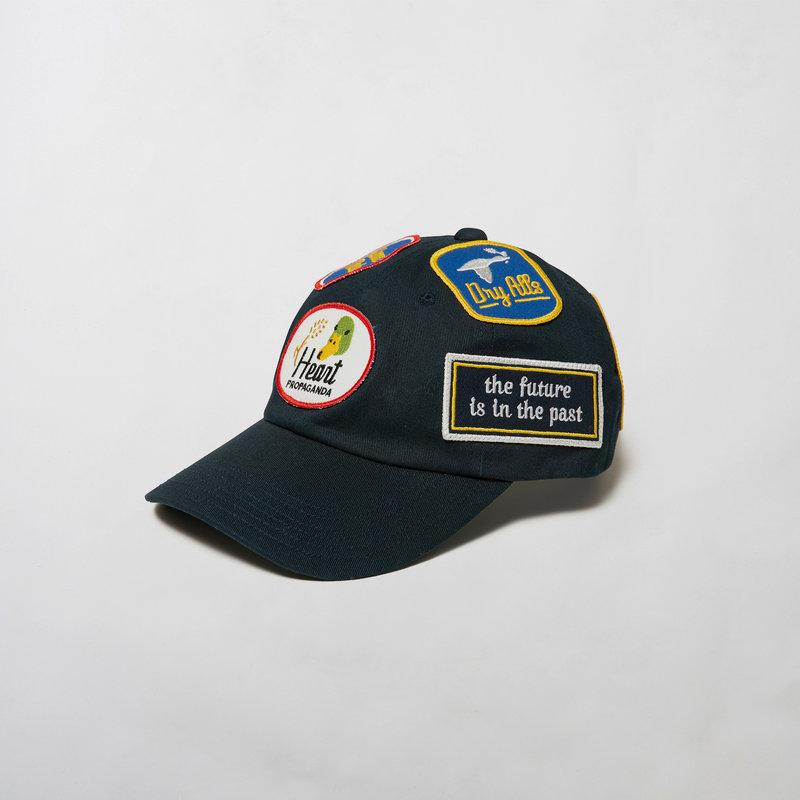 Human Made Human Made 6Panel Twill Cap #3 AW Navy