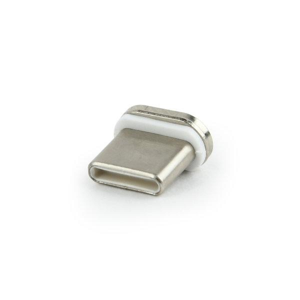 CableXpert Magnetische type-C connector voor magnetische USB laadkabel