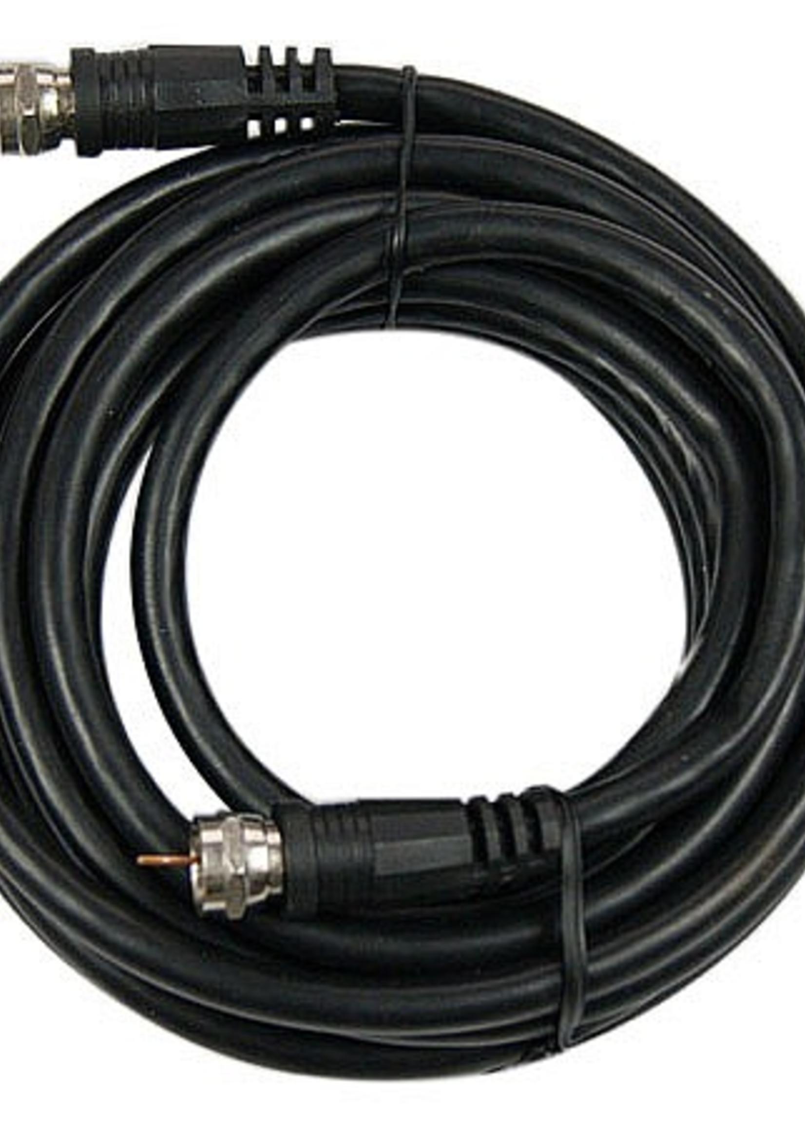 CableXpert RG-6 Coaxiale antennekabel met F-connectors, 1,5 m