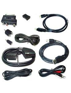Gembird Universele Multimedia / Hifi connector- en adapter set