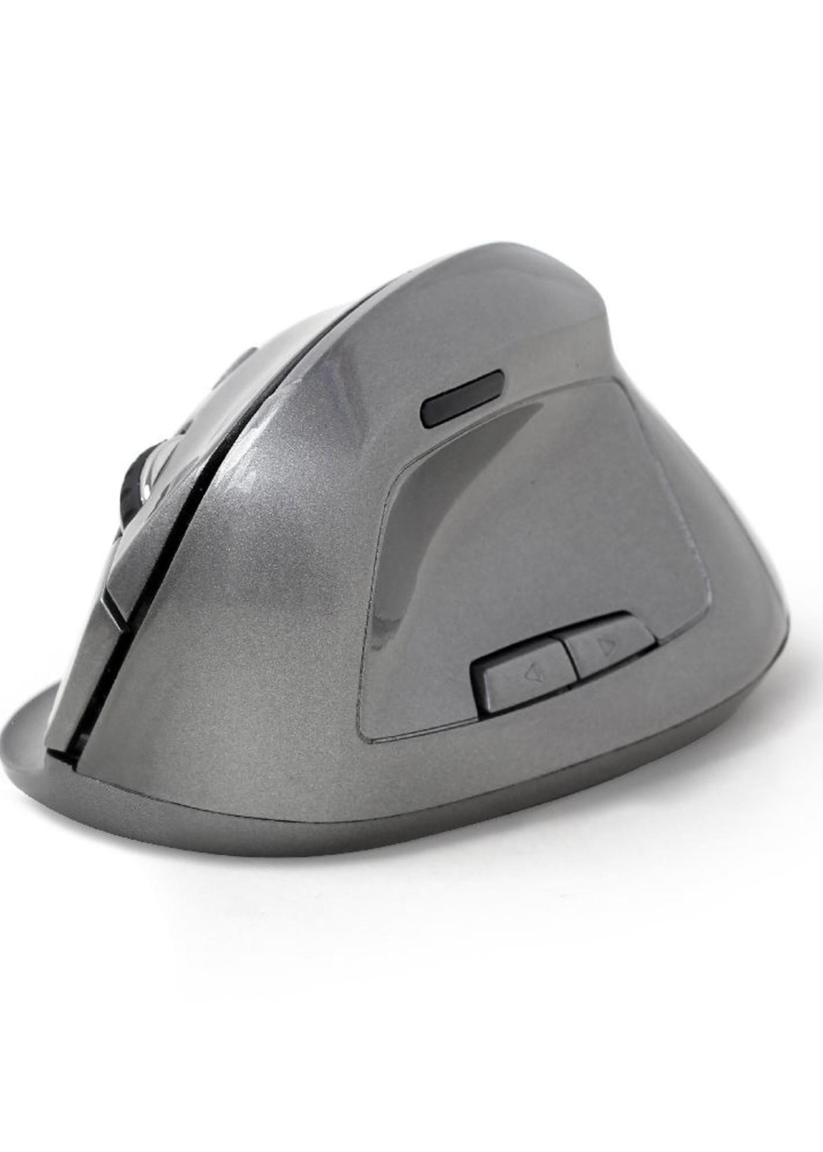 Gembird Draadloze Ergonomische muis Space Grey