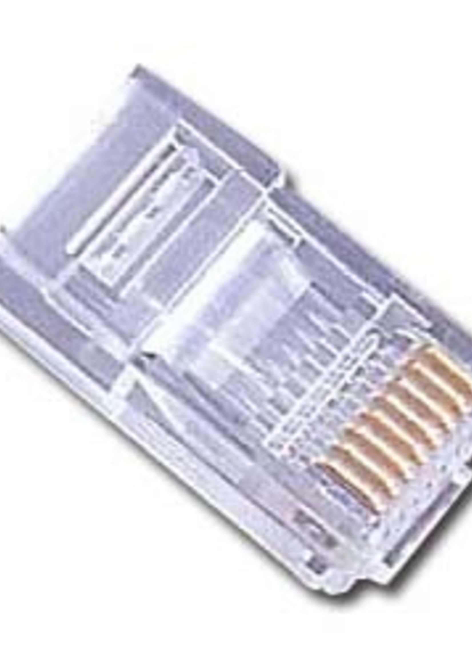 CableXpert Modulaire RJ45 connector, 50 stuks