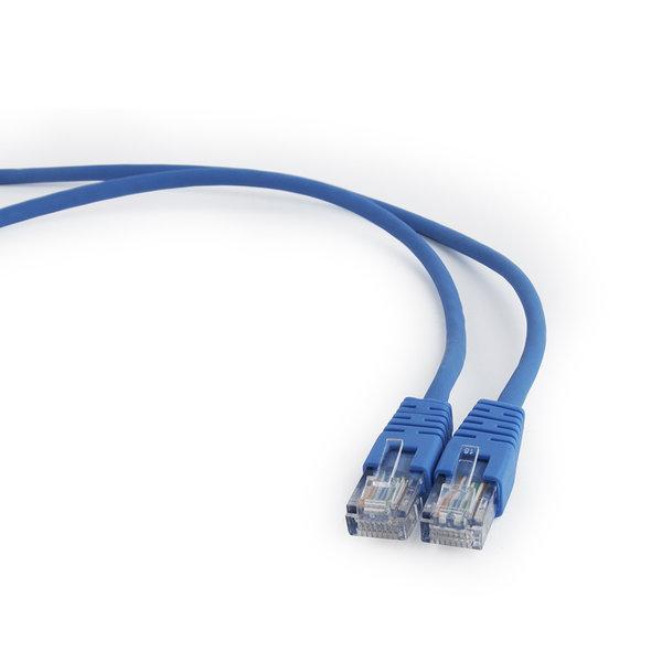 CableXpert UTP Cat5E patchkabel blauw 0.5 meter