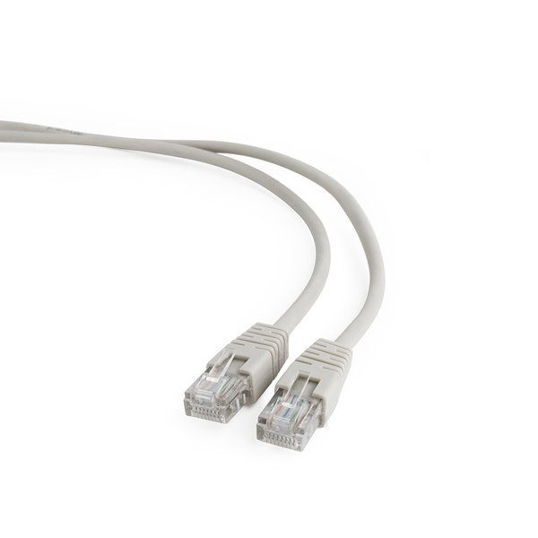 CableXpert UTP Cat5E patchkabel grijs 3 meter