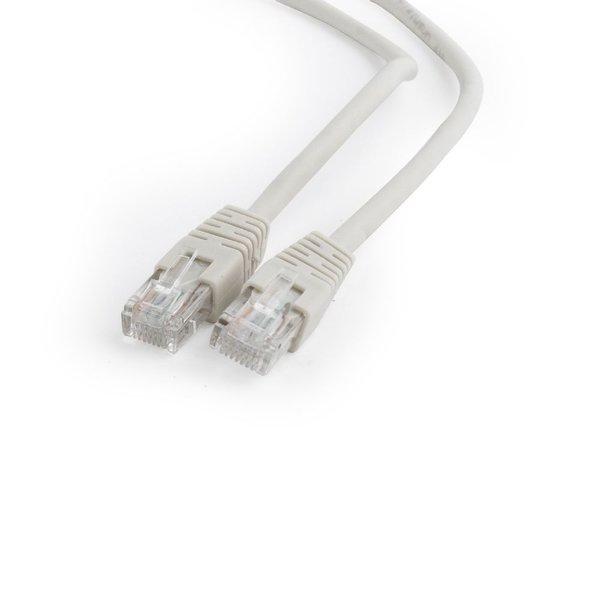CableXpert UTP Cat6 patchkabel grijs 1 meter