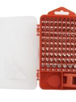 CableXpert Precisie bitset, 108-delig
