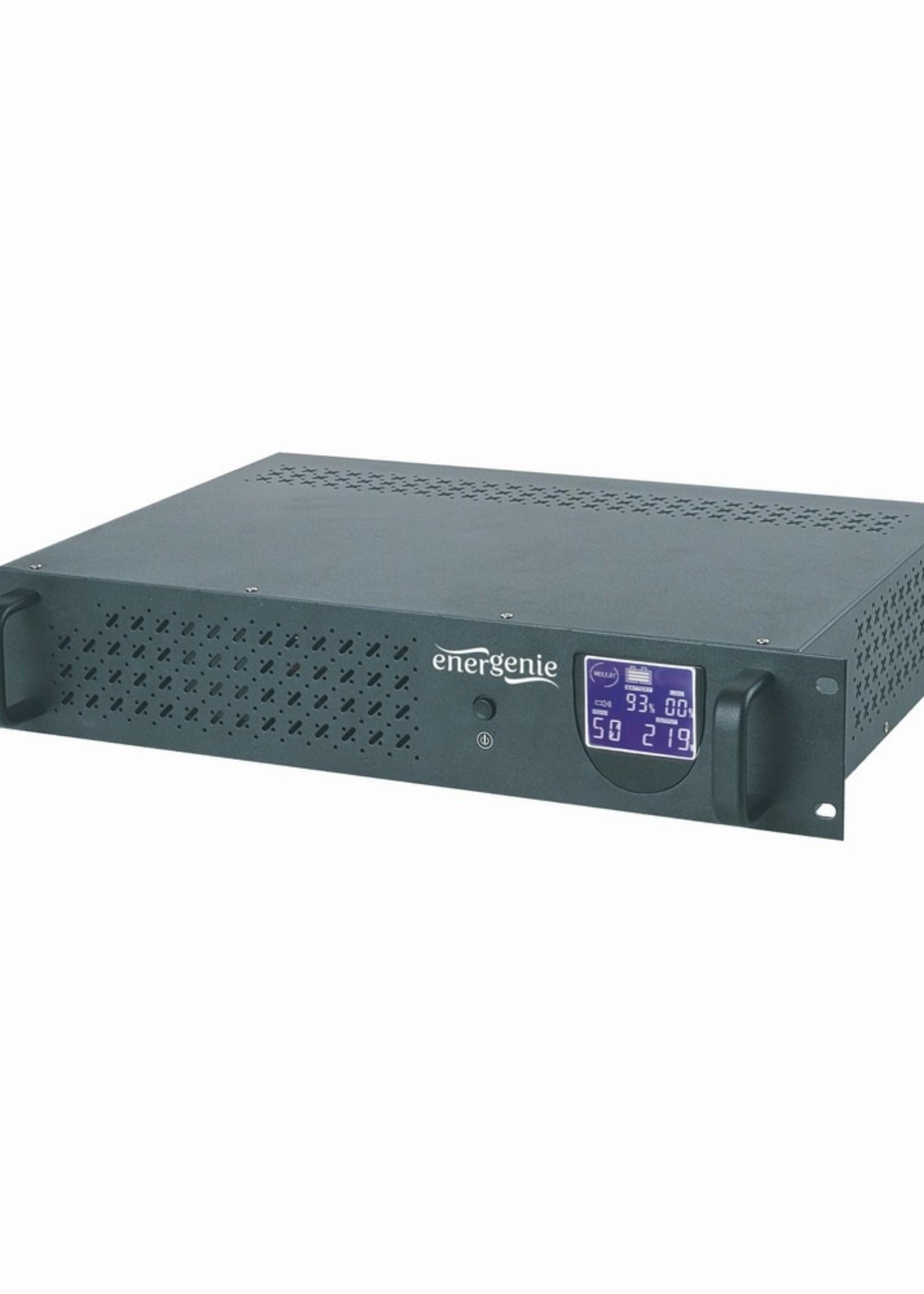 EnerGenie UPS rack 1500VA