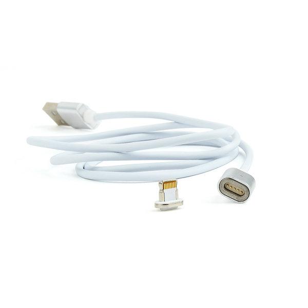 CableXpert Magnetische 8-pins USB oplaadkabel, 1 meter