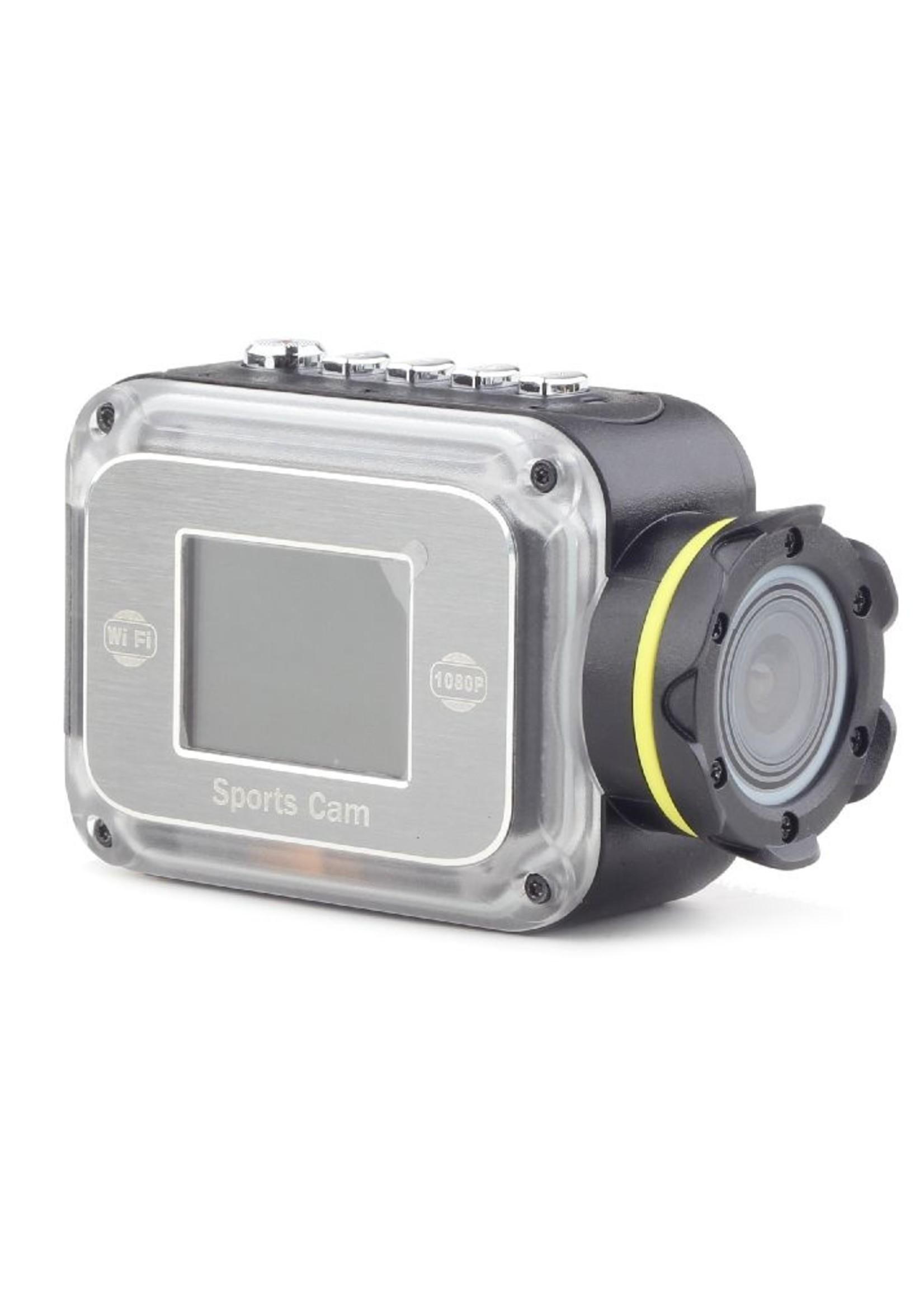 Gembird Waterdichte full HD action camera met WiFi