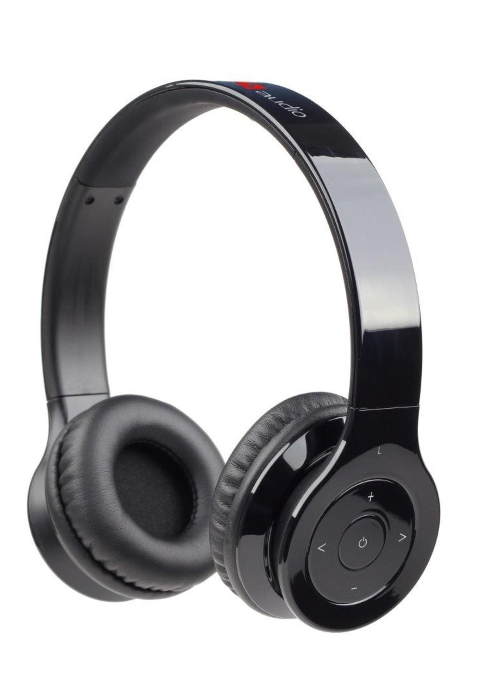 GMB-Audio Stereo Bluetooth headset 'Berlin' zwart