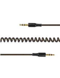 CableXpert 3.5 mm stereo audio-spiraalkabel