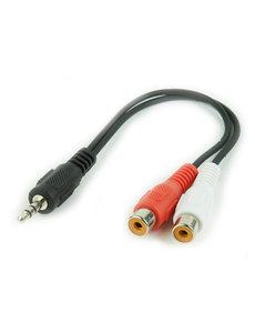 CableXpert 3.5 mm naar RCA audio-adapterkabel
