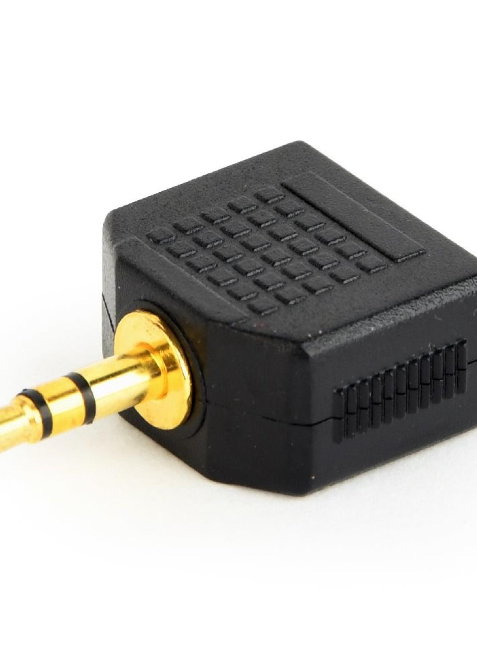 CableXpert 3,5 mm audiosplitter