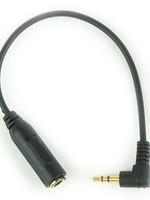 CableXpert 2.5 mm naar 3.5 mm audio-adapterkabel