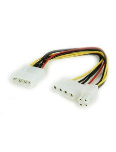 CableXpert Interne voedings-adapterkabel met ATX