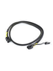 CableXpert PCI-Express 6-pin male to 6+2 pin male