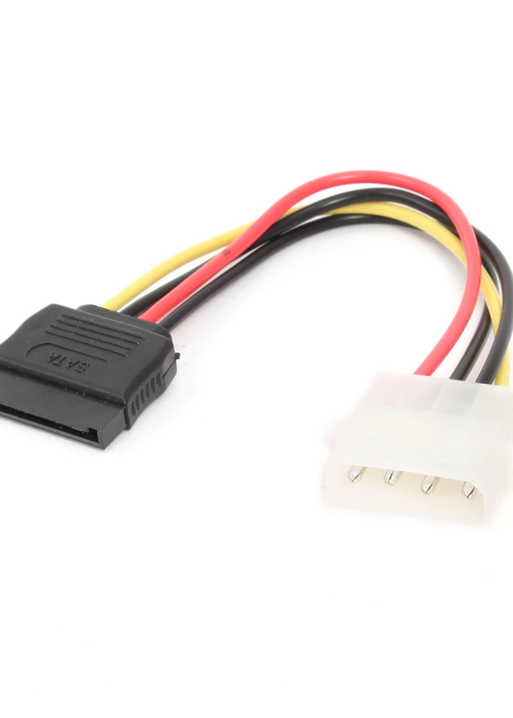 CableXpert SATA voedingskabel, 0.15 m