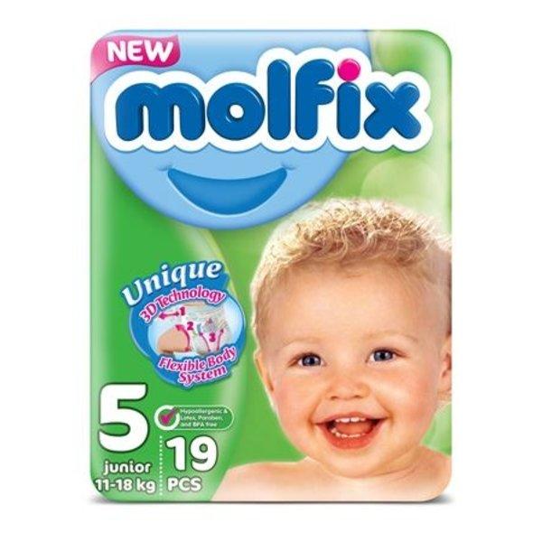 Molfix Molfix Babyluiers Junior Nr 5