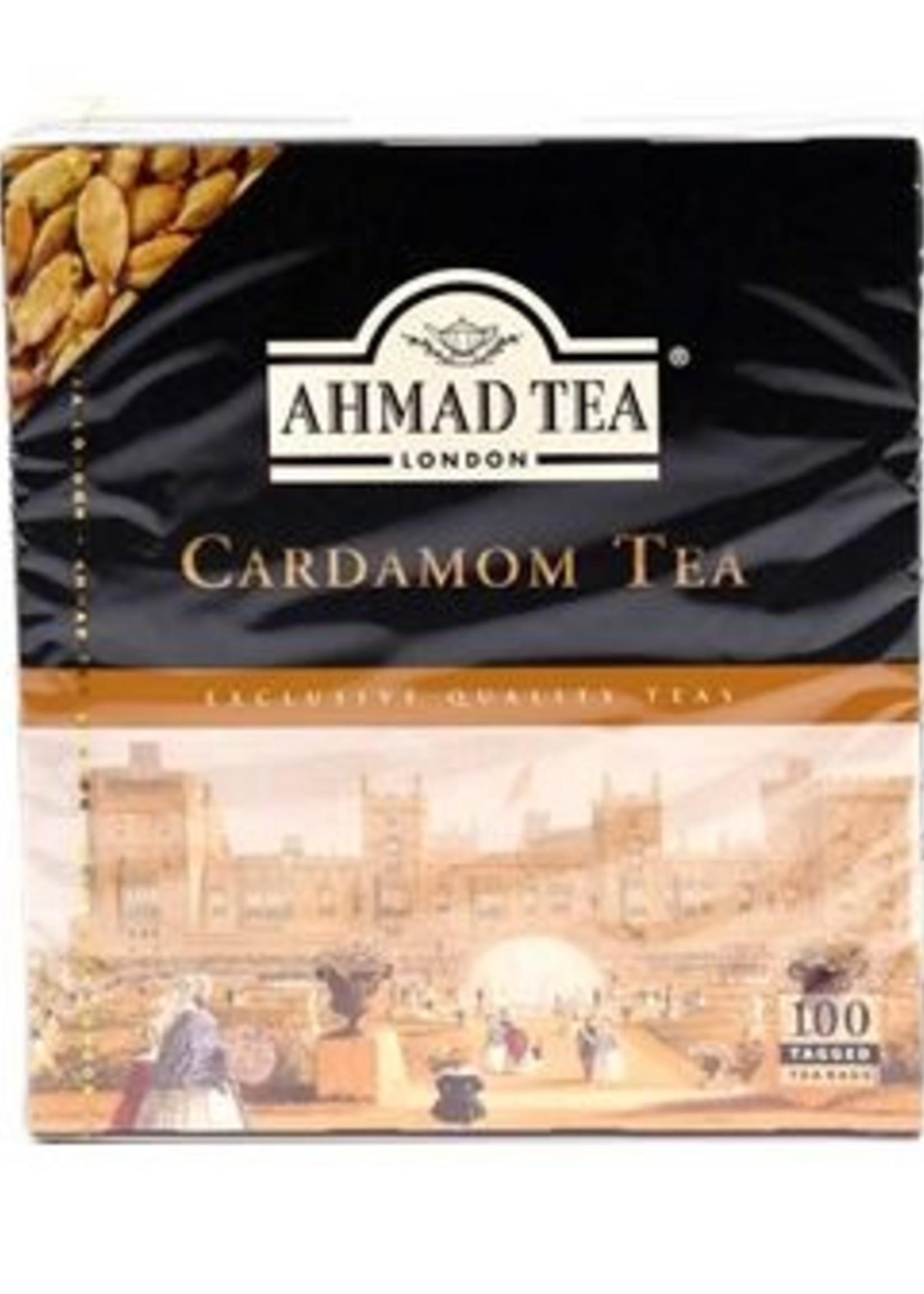 Ahmed Tea Ahmad Tea Black Cardamom Theezakjes