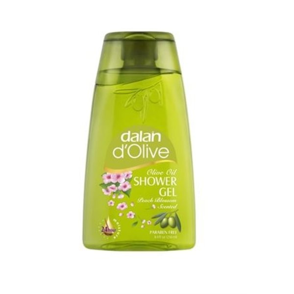Dalan d'Olive Shower Gel Peach 250 ml