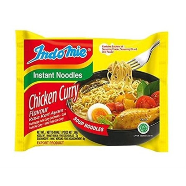 Indomie Chicken Curry 40 x 80 gram