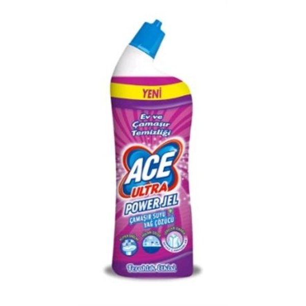 Ace Ultra Power Gel 750 ml