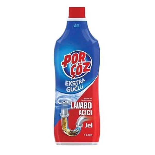 Porcoz Afvoerontstopper 1000 ml