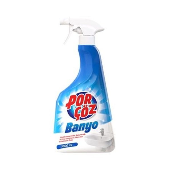 Porcoz Banyo Badkamerreiniger Spray 1000 ml