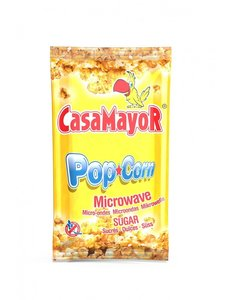 CasaMayor CasaMayor Popcorn Met Suiker 100 gram