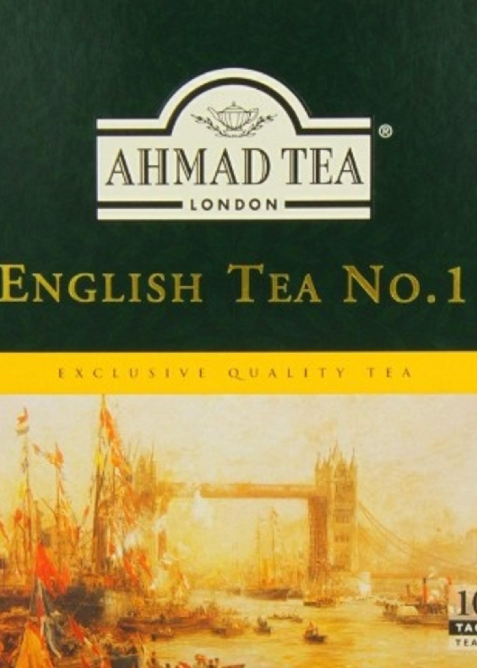Ahmed Tea Ahmad Tea English Tea No. 1 Theezakjes