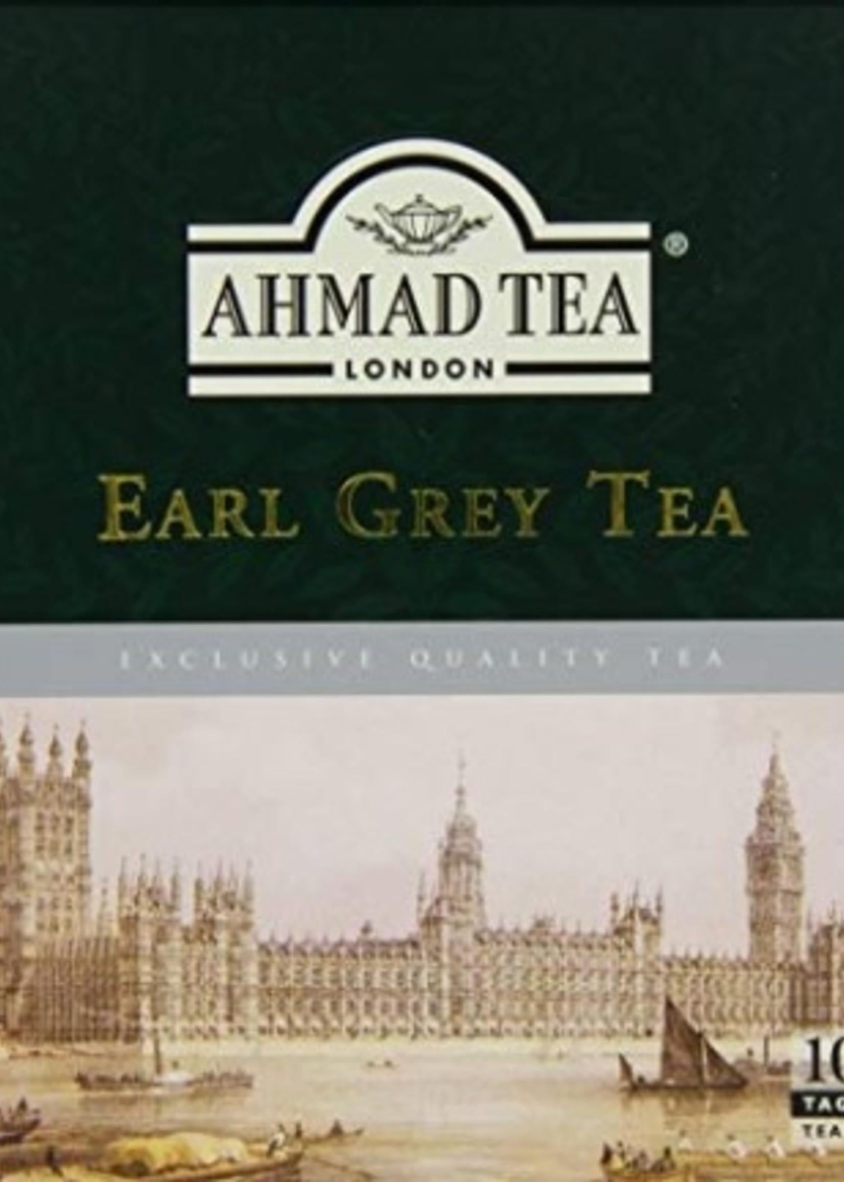 Ahmed Tea Ahmad Tea Earl Grey Theezakjes