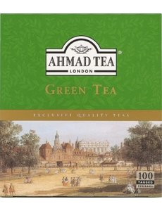 Ahmed Tea Ahmad Tea Green Tea Theezakjes